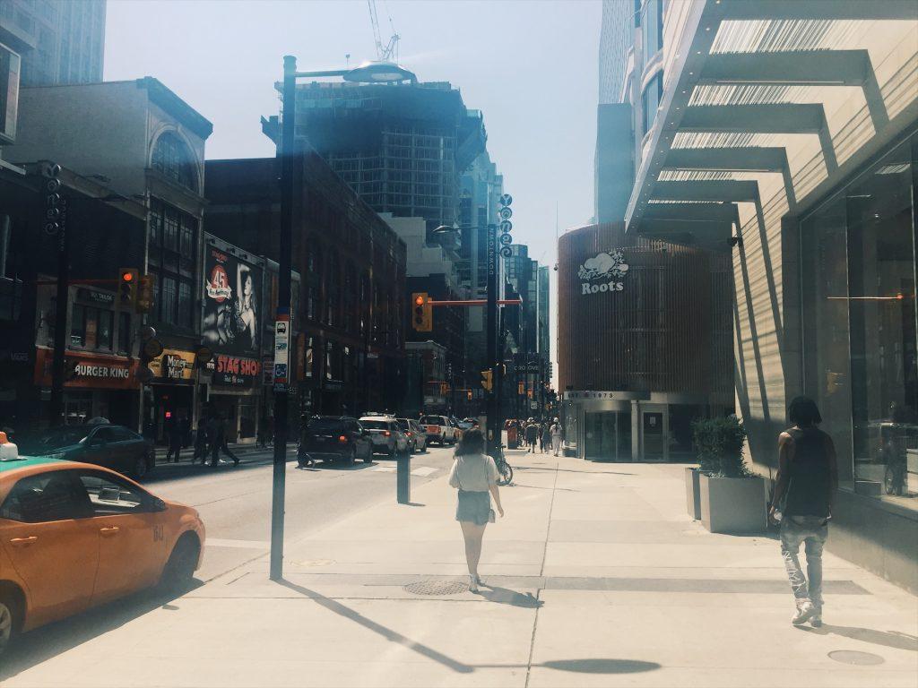 Yonge Street Toronto