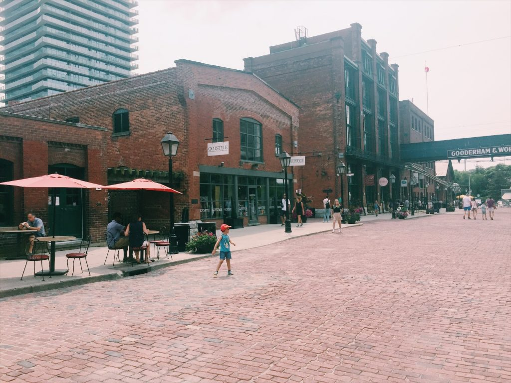 distillery District 3 edensstories