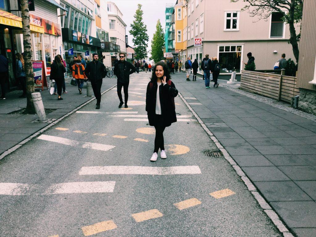 Impressionen aus Reykjavik 2