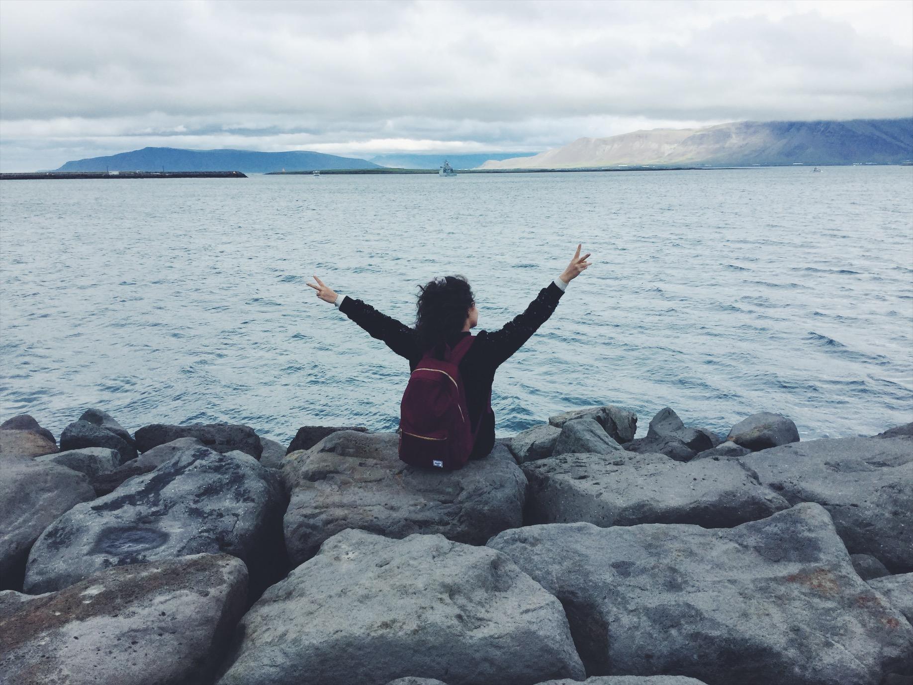 Impressionen aus Reykjavik